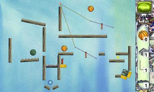 Clever Contraptions - Imagem 1 do software