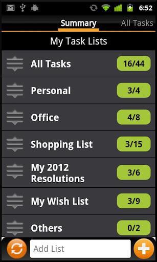 Tasks N Todos - ToDo List Mgr - Imagem 2 do software