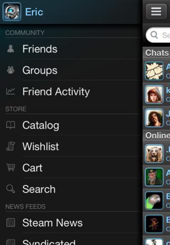 Steam Mobile - Imagem 1 do software