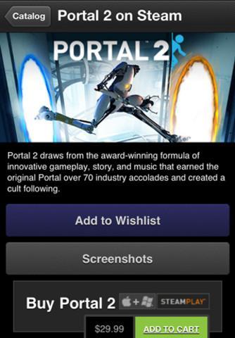 Steam Mobile - Imagem 2 do software