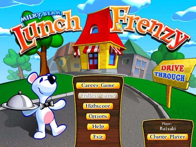 Milky Bear: Lunch Frenzy - Imagem 1 do software