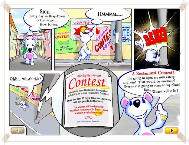Milky Bear: Lunch Frenzy - Imagem 2 do software