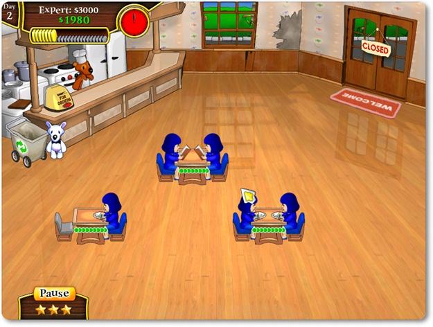 Milky Bear: Lunch Frenzy - Imagem 3 do software