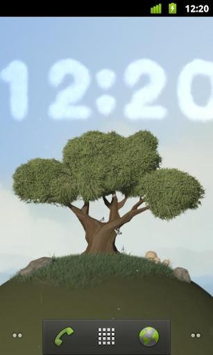 Tree of Life Live Wallpaper - Imagem 2 do software