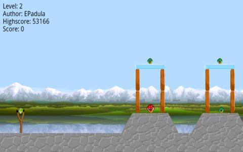 Angry Frogs - Imagem 1 do software