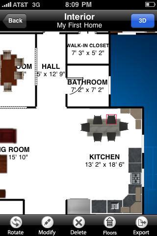 Home 3D - Imagem 1 do software