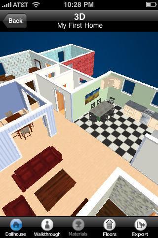 Home 3D - Imagem 2 do software