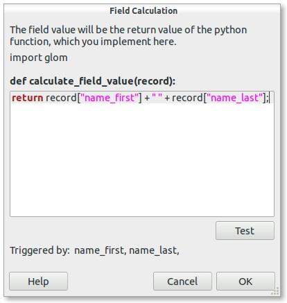 Glom - Imagem 3 do software