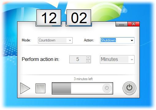 Sleep Timer - Imagem 1 do software