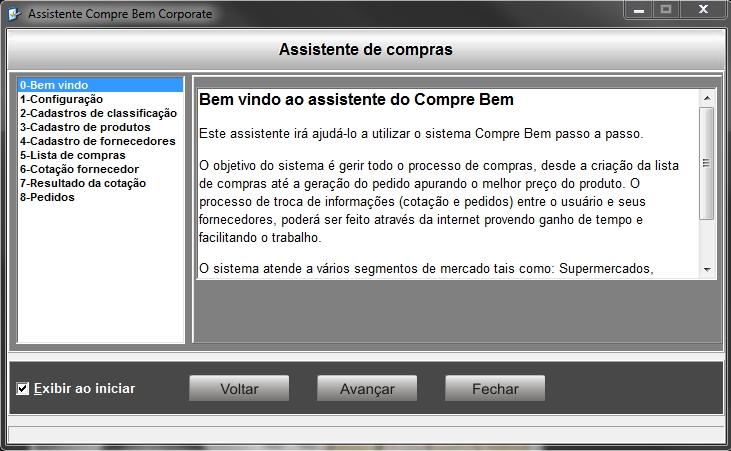 Compre Bem Corporate - Imagem 2 do software