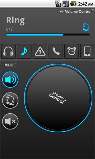 Volume Control + - Imagem 1 do software