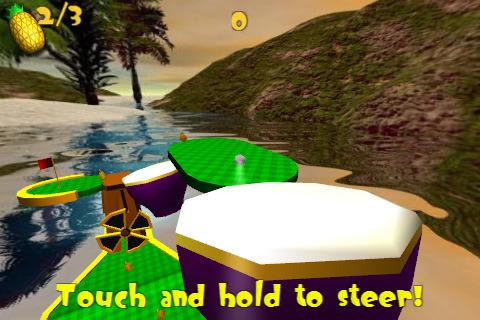 Tiki Golf 3D - Imagem 1 do software