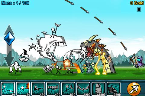 Cartoon Wars - Imagem 2 do software