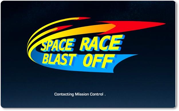 Space Race Blastoff - Imagem 1 do software