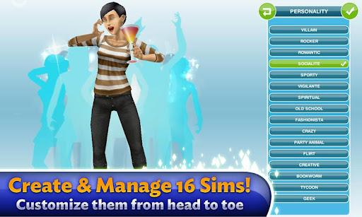 The Sims FreePlay - Imagem 2 do software