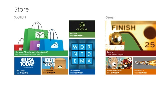 Windows 8 Consumer Preview.