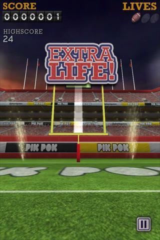 Flick Kick Field Goal Kickoff - Imagem 2 do software
