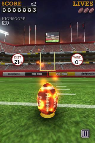 Flick Kick Field Goal Kickoff - Imagem 3 do software