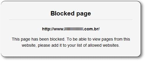 Whitelist for Chrome - Imagem 1 do software