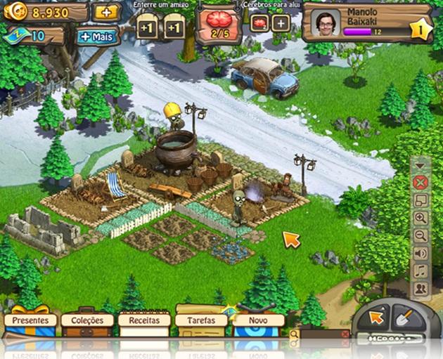 Zombie Island - Imagem 1 do software