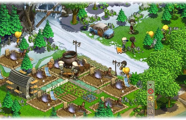 Zombie Island - Imagem 2 do software