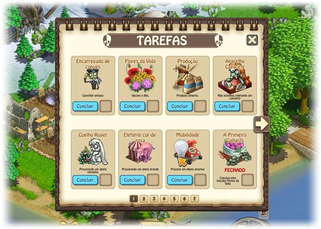 Zombie Island - Imagem 3 do software