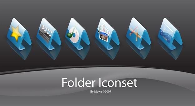 Folder Iconset.