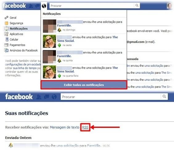 Cuckoo para Facebook - Imagem 3 do software