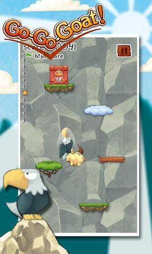 Go Go Goat! Melhor Jogo Gratis - Imagem 1 do software