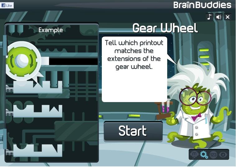 Brain Buddies - Imagem 1 do software