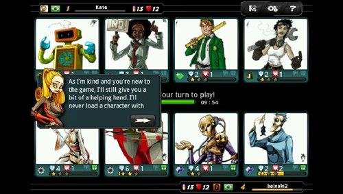 Urban Rivals - Imagem 1 do software