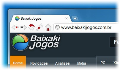 BlackHawk Web Browser - Imagem 2 do software