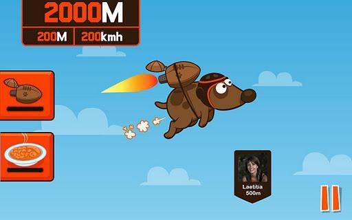 Space Dog Rugby - Imagem 1 do software