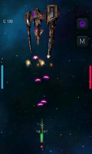 X Fleet :: Space Shooter - Imagem 1 do software