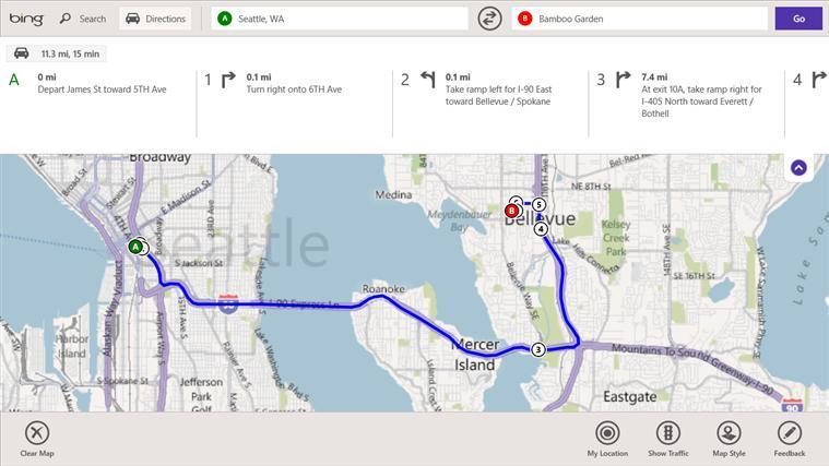 Maps - Imagem 1 do software