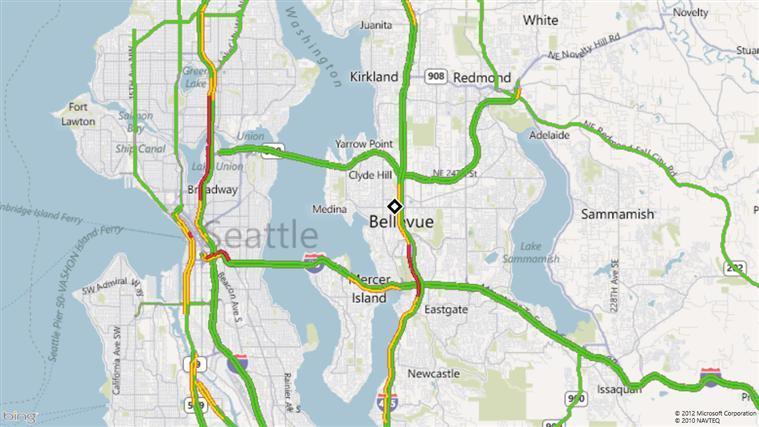 Maps - Imagem 2 do software