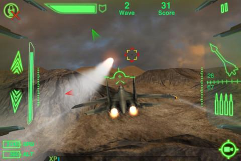 MetalStorm: Wingman - Imagem 1 do software