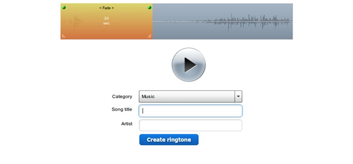 Free Ringtones Maker