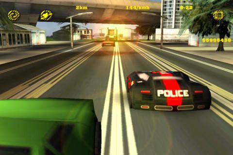 Police Chase Smash - Imagem 1 do software
