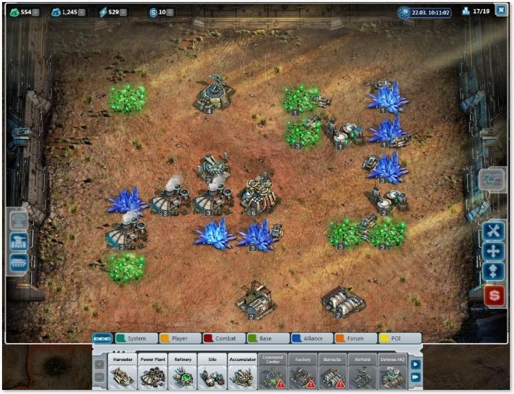 Command & Conquer: Tiberium Alliances - Imagem 1 do software