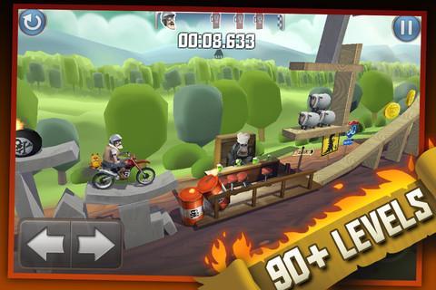 Bike Baron - Imagem 2 do software