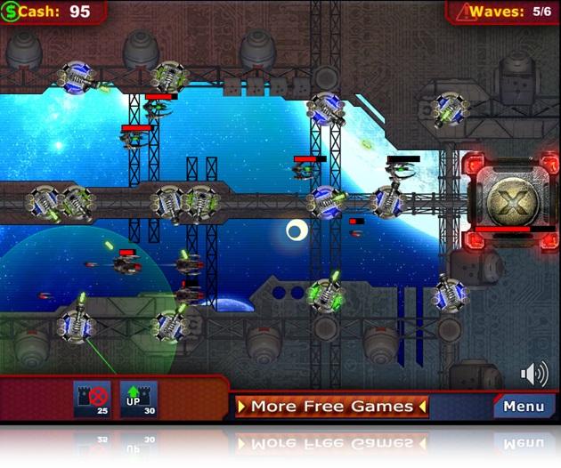Star Base Defense - Imagem 1 do software
