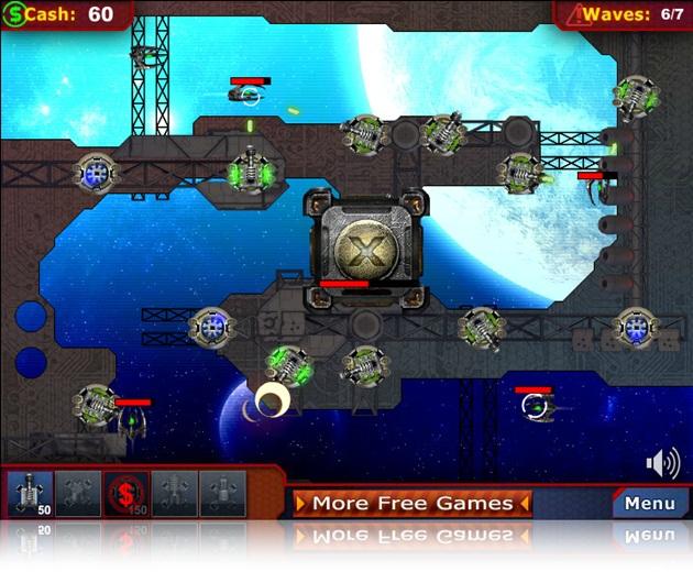 Star Base Defense - Imagem 3 do software