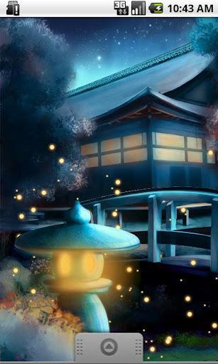 Eastern Glow Pe Wallpaper Live - Imagem 1 do software