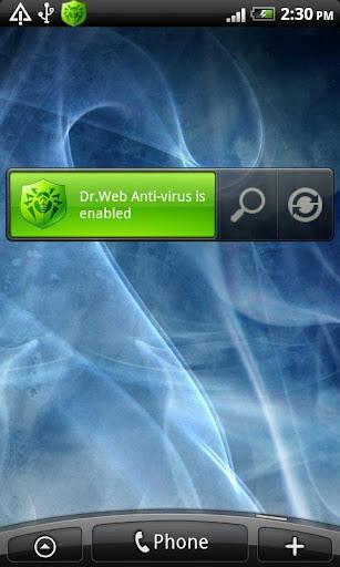Dr.Web Anti-virus Light - Imagem 2 do software