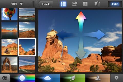 iPhoto - Imagem 2 do software
