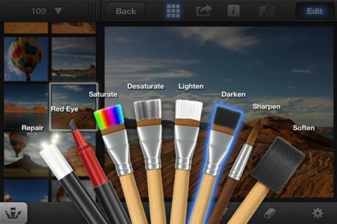 iPhoto - Imagem 3 do software