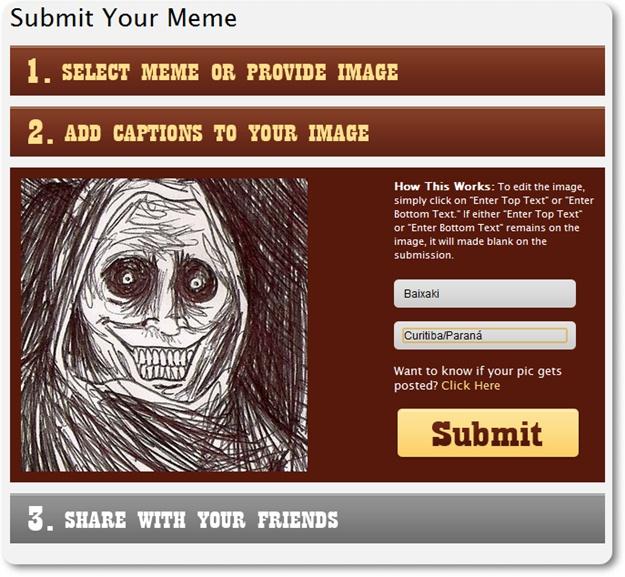 Memestache - Imagem 1 do software
