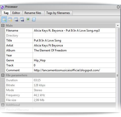 Edite e corrija os dados cadastrados