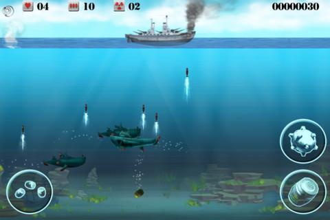 Submarine Crusher Gold - Imagem 1 do software